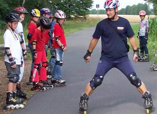 Skate-Point Projektbild
